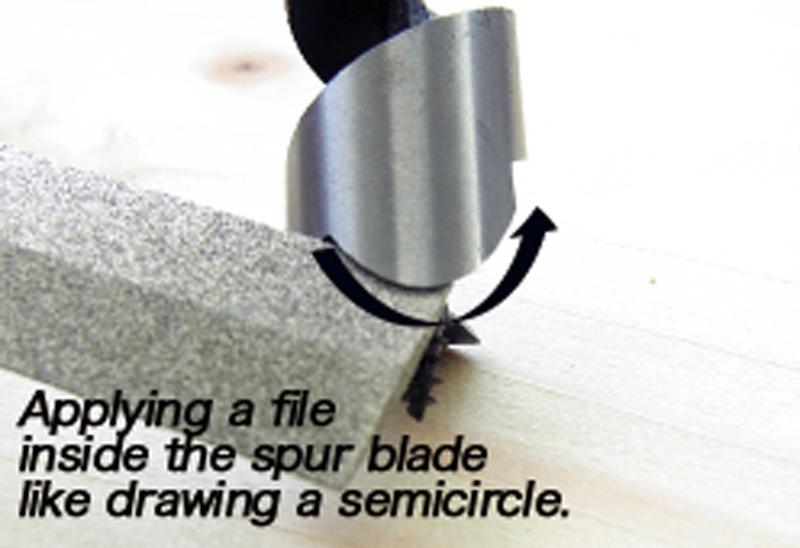 Re-polishing method and precautions 3